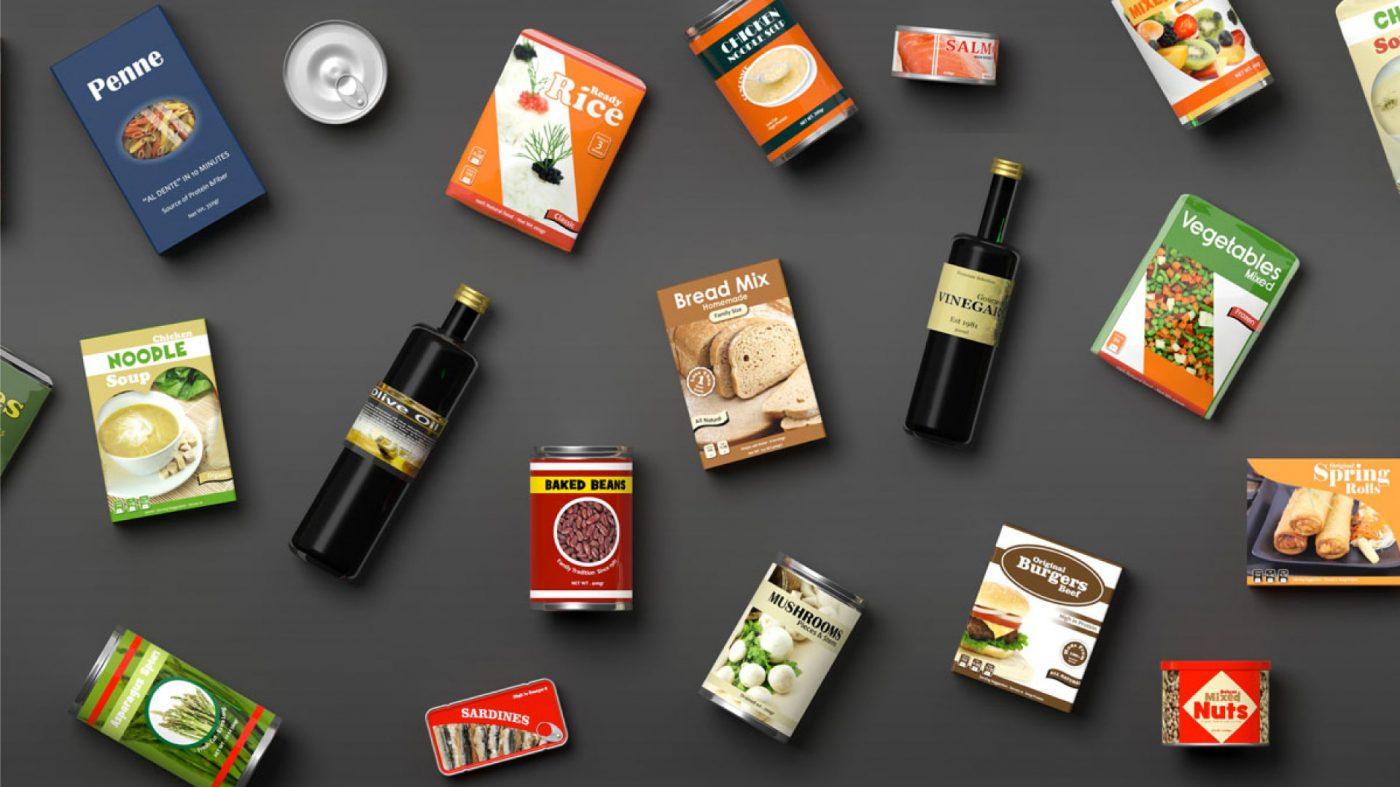 Proteggere gli alimenti: il packaging del futuro